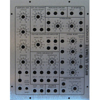 MFOS Sound Lab ULTIMATE EXPANDER - Main Face Plate
